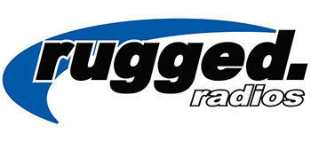 Rugged Radios Logo Utv Offroad Race Communications
